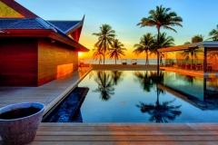 INIALA BEACH HOUSE Summer Thailand Resort Pool Phuket Palms Images