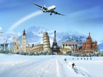 Куда поехать в декабре? Лучший отдых уходящего года!