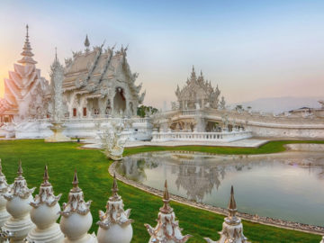 «Горящие туры» в Таиланд