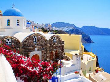 «Горящие туры» в Грецию
